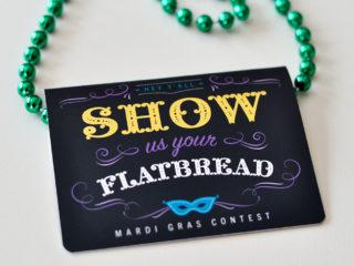 Show Me Your Flatbread